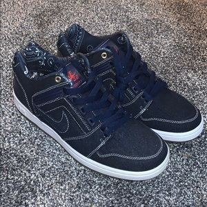 New Nike SB Air Force 2 Rivals Pack West